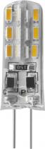 Sapho Led LED žárovka 1, 5W, G4, 12V, teplá bílá, 180lm LDG135