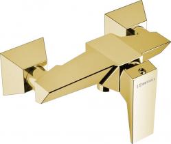 Sapho MORADA nástěnná sprchová baterie, zlato MR11ZL