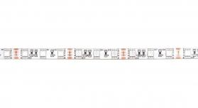Sapho Led LED pásek voděodolný 14, 4W/m, samolepící, RGB LDS7214