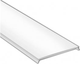 Sapho Led Mléčný kryt LED profilu KL6367-1, 1m KL17091-1