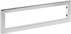Sapho Podpěrná konzole 490x150x25mm, chrom, 1 ks 30390