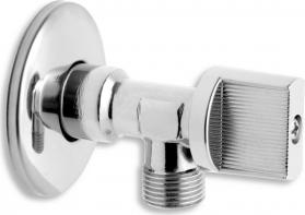 "Novaservis Rohový ventil bez filtru 1/2""x3/8"" CF3003/10"