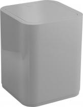Aqualine SEVENTY odpadkový koš výklopný, 8 l, plast ABS, šedá 630908