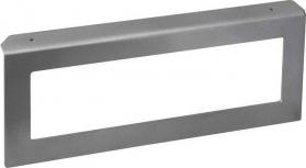 Sapho Podpěrná konzole 490x200x35mm, metalická stříbrná, pravá VC315