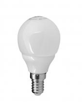 Sapho Led LED žárovka 3W, E14, 230V, teplá bílá, 249lm LDB262