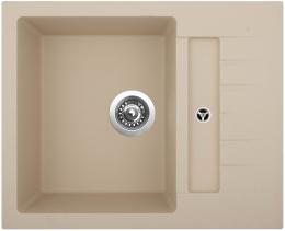 Granitový dřez Sinks CRYSTAL 615 Sahara ACRCR61550050
