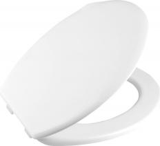 Aqualine ALICANTE WC sedátko, bílá ST262