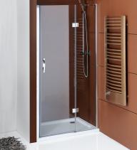 Gelco LEGRO sprchové dveře do niky 1200mm, čiré sklo GL1212