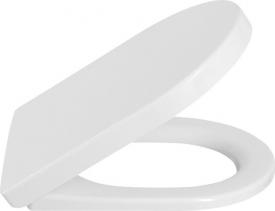 Aqualine LUCY WC sedátko, duroplast, bílá DP100