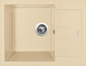 Granitový dřez Sinks AMANDA 650 Sahara TLAM65050050