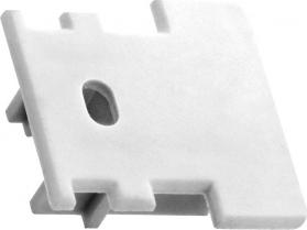 Sapho Plastová záslepka profilu KL3579 s otvorem pro kabel KL1445
