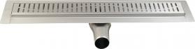 Gelco MANUS ONDA nerezový sprchový kanálek s roštem, 850x130x55 mm GMO14