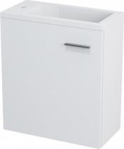 Sapho LATUS III umyvadlová skříňka 45x50x23, 2cm, bílá 55541