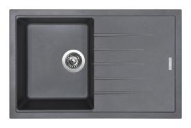 Granitový dřez Sinks BEST 780 Titanium ACRBE78050072