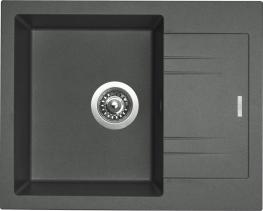 Granitový dřez Sinks LINEA 600 N Titanium SIGLI600480N72
