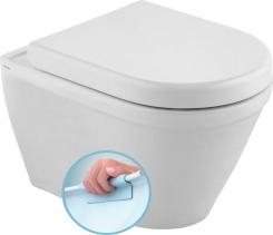Kale CLAUDIA WC závěsné 35, 5x52cm, RIMLESS 71125364