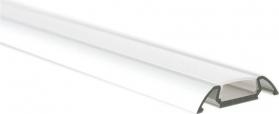 Sapho Led LED U profil 30x7mm, eloxovaný hliník, 2m KL4369-2