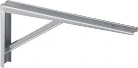 Sapho Podpěrná konzole 305x160x32mm, pozinkovaná ocel, 1 ks 30386