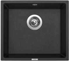 Granitový dřez Sinks FRAME 457 Granblack ACRFR45740630