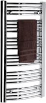 Enix FOCUS FCH otopné těleso 595x1742mm, 599W, chrom FCH-617