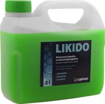 Sapho LIKIDO nemrznoucí teplonosná směs do otopných těles, 2 l LIKIDO