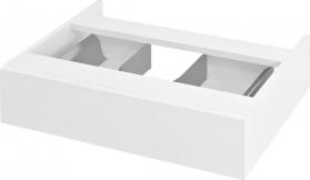 Sapho AVICE umyvadlová zásuvka 60x15x48cm, bílá (AV605) AV605-3030