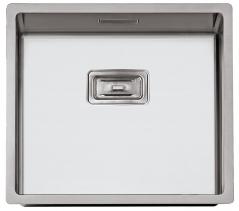 Nerezový dřez Sinks BOX 500 FI 1,0mm RDBOK5004501FI