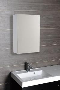 Aqualine VEGA galerka, 50x70x18cm, bílá VG050