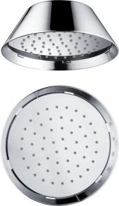 Sapho Hlavová sprcha s lemem, průměr 200mm, chrom MH032