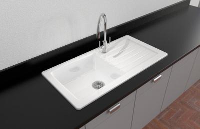 Sinks CERAM 1000 Bílá MP68288