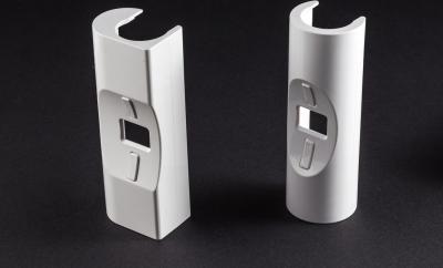 Enix Elektrická topná tyč s termostatem a dálkovým ovládáním, 300 W, kulatá, bílá HVO-300