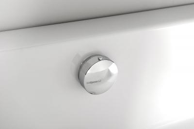 Polysan Vanová souprava s bovdenem, délka 675mm, zátka 72mm, chrom 71681
