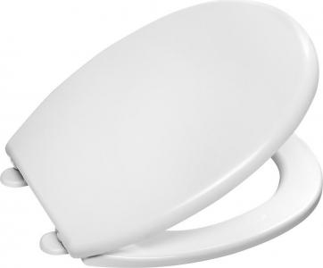 Aqualine FIXET WC sedátko 1kg, polypropylen, bílá ST278