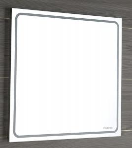 Sapho GEMINI LED podsvícené zrcadlo 700x700mm GM070