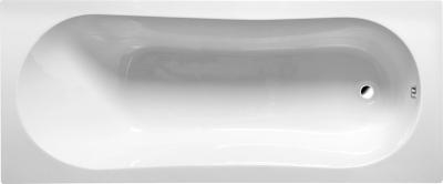 Aqualine JIZERA vana 170x70x39cm bez nožiček, bílá G1770