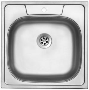 Nerezový dřez Sinks GALANT 480 M 0,5mm matný STSGAM4804805M