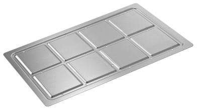 Sinks přípravná deska 480x300mm nerez RD111