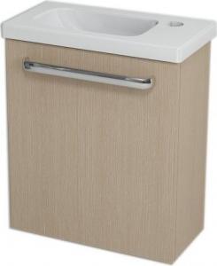 Sapho LATUS VII umyvadlová skříňka 43, 2x50x21, 2 cm, dub benátský 55914