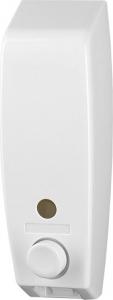 Aqualine Dávkovač tekutého mýdla na zavěšení 400ml, bílá 00172