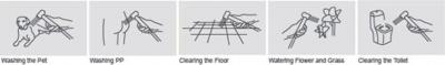 Sapho Dvojventil pro napojení bidetové spršky a WC, chrom 1209-04-B