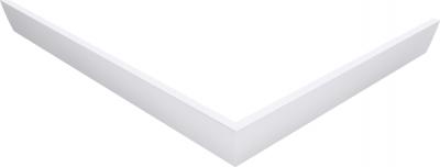 Polysan KARIA 120x80 rohový panel, výška 11 cm, levý 48812L