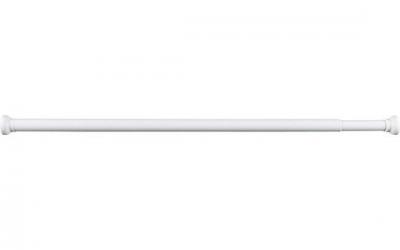 Aqualine Teleskopická rozpěrná tyč 118-215cm, bílá 4061