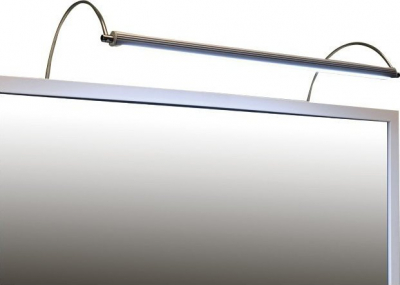 Sapho FROMT LED nástěnné svítidlo 47cm 7W, hliník ED847