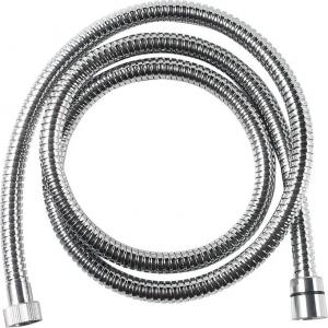 Aqualine FLEX sprchová nerezová hadice s dvojitým zámkem, 200 cm 11074