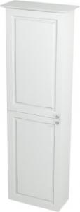 Sapho VIOLETA skříňka vysoká 40x140x20cm, levá, bílá pololesk VI170L