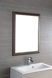 Sapho NATURAL zrcadlo v dřevěném rámu 713x913 mm NL513