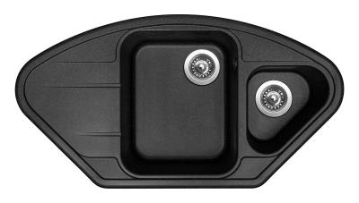 Granitový dřez Sinks LOTUS 960.1 Granblack ACRLT960510130
