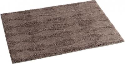 Ridder ORIENT předložka 60x90cm s protiskluzem, polyester, tmavě hnědá 724308