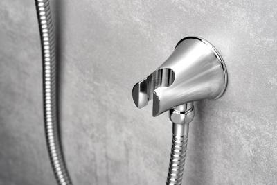 Sapho DREAMART držák sprchy s vyústěním, chrom DA556