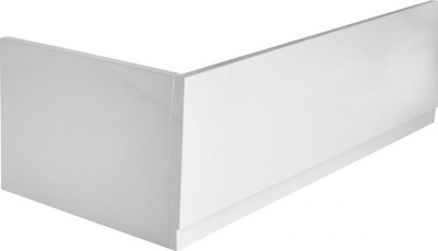 Polysan PLAIN panel čelní 130x59cm, pravý 72741